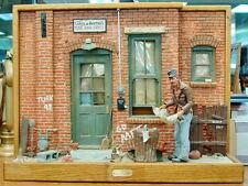 1975 Rare Michael Garman Yesterdays News Leroy & Bertha's W/Out Magic City Scape