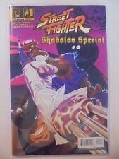 Street Fighter Shadaloo Special #1 A Cover Udon Capcom NM Comics Book