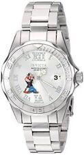 Relojes de pulsera Invicta de acero inoxidable para mujer