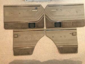 Interior Door Panels Parts For Jeep Wagoneer For Sale Ebay