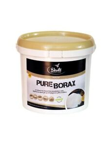Pure Borax Naturally Harvested - Unscented Borax 4.5kg bucket