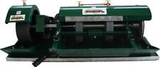 "Covington 752SGP 8"" Grinder Polisher Silicon Carbide Lapidary Cabochon Maker"