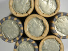 $1 BUFFALO NICKEL ROLL ~ FULL DATE COINS ~ Vintage PDS ~ Old US Lot Mixed Date