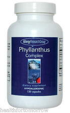 Phyllanthus Complex 120 caps by Allergy Research Group