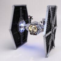 LED Licht Set Für 75211 LEGO Star Wars Imperial TIE Fighter Kit (mit Anleitung)