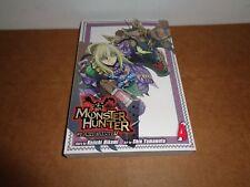 Monster Hunter: Flash Hunter Vol. 4 (1st Printed) Manga Book in English