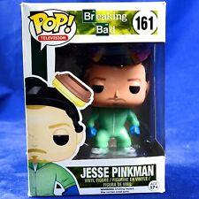 Funko Breaking Bad - Jesse Pinkman Green Hazmat Pop Vinyl Figure