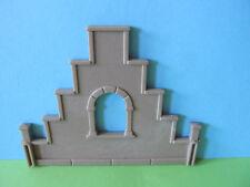 Playmobil  Giebel Steingiebel rar zu Stadtwache 3444 original Fachwerkhaus 3666
