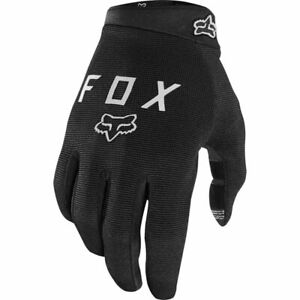 Fox Racing Ranger Gel Gloves Black New!!!!