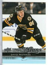 DAVID PASTRNAK 2014-15 Upper Deck YOUNG GUNS ROOKIE #495 Boston Bruins RC