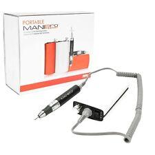 Kupa -Mani-Pro Passport Portable Nail Drill (White) - 110v and 220v