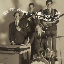 WE THE PEOPLE AMERICAN ZOO visions of time LP NEU OVP