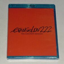 Evangelion: 2.22 You Can (Not) Advance Japan Animation Region A Blu-Ray