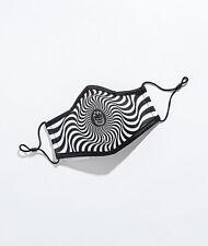 Spitfire Wheels Bighead Swirl Black Washable Face Mask AUTHENTIC