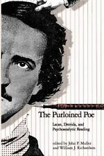 The Purloined Poe : Lacan, Derrida, and Psychoanalytic Reading (1987, Paperback)