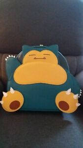 Loungefly Pokemon Snorlax Backpack