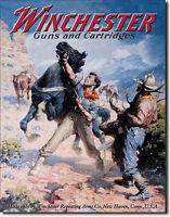 Winchester Jagd Waffen Reklame Gun Pferde  Deko Poster Rodeo Western Schild *222