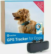 Tractive GPS Tracker for Dogs, unlimited Range, Activity Monitor,  NEW & FAST