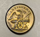 Militia Artillery 1814-1821 Pre Civil War Coat Button