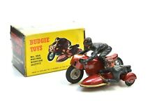 BUDGIE 264 RACING MOTORCYCLE & SIDECAR