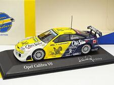 Minichamps 1/43 - Opel Calibra V6 4X4 ITC France 1995 Rosberg