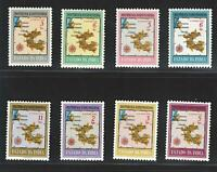Portuguese India | 1956 | Map of Damao Issue | MH OG