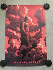 The Dark Knight: Batman (Boris Pelcer) SOLD-OUT Print #158/250 Mondo