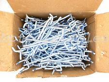 """(25) 6"""" x 1/4"""" Pegboard Hooks Shelf Hanger Kit Garage Storage Hanging All Metal"""