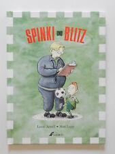 Spinki und Blitz Lasse Anrell Mati Lepp Gabriel Kinderbuch +