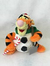 Christmas Singing Disney Snowball Tigger Gemmy Jingle Bells Animated Moves