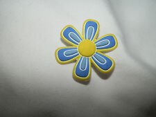 Croc Shoes Croc shoe Charm Flower Jibbitz Yellow Flower Large Jibbitz Charm New
