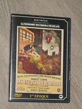 RENE CHATEAU -La mémoire du cinéma français- Les enfants du paradis  - DVD