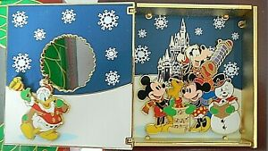 Disney WDW - Spectacle of Pins 2005 - Jumbo Pin (Mickey & the Gang Card)