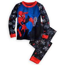 Disney Boy's Marvel Spiderman  2pc Pajamas Pant Set. NWT Size 2.