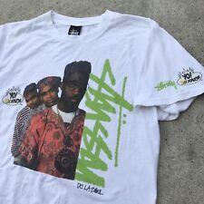 Stussy De La Soul Yo! MTV Raps T-Shirt Mens Medium Rare Hip Hop