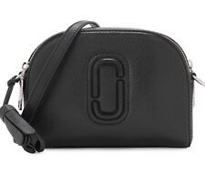 🌺🌺Marc Jacobs Shutter Camera Bag Shoulder Bag Black Leather Crossbody🌺🌺