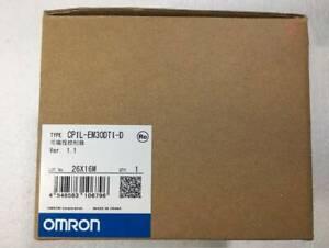 1PCS Omron PLC CP1L-EM30DT1-D CPU Unit CP1LEM30DT1D Model New