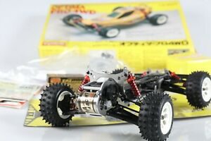 Kyosho Vintage Optima Pro built. The body is repro. Le mans 480WT never run