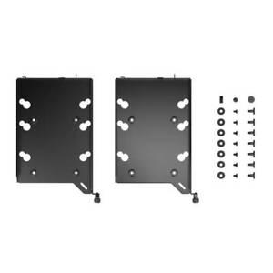 Fractal Design FD-A-TRAY-001 HDD Tray kit - Type-B (2-pack) - Black