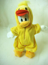 Disney Donald Duck Beanie Dressed in a Duck Costume
