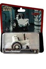 2013 Disney Pixar Cars Star Wars Tractor as Stormtrooper
