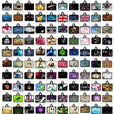 """15.6"""" Laptop Soft Sleeve Carry Bag Case Cover For Toshiba Satellite C855D C655D"""