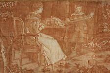 Textiles du XIXe siècle et avant Dentelle
