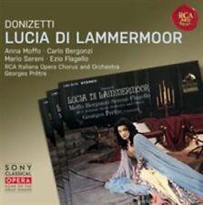Donizetti Lucia Di Lammermoor 0888750734723 by Moffo CD