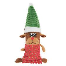 Dog Life Christmas Super Squeaky Bottle Dog Toy