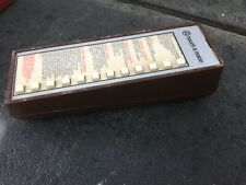 Western Electric Telephone Old Phone Brown  Touch -O- Matic