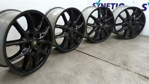 Set Of Genuine 19 Inch PORSCHE CAYENNE Alloy Wheels Rims 7L5.601.025 B 5x130