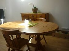 Unbranded Up to 8 Seats Traditional Table & Chair Sets