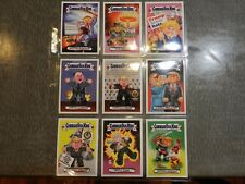 2017 Garbage Pail Kids Trumpocracy the First 100 Days Set #1 - #166 Donald Trump