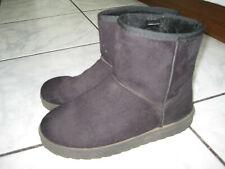 Boots, 37, Fellfutter, Primark, Stiefel, Stiefeletten, schwarz, Winterboots